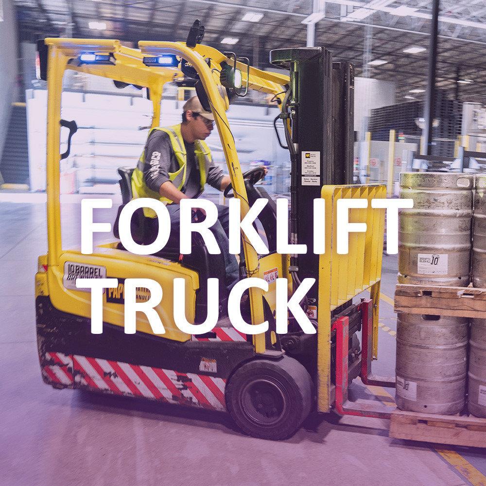 forklift truck industry