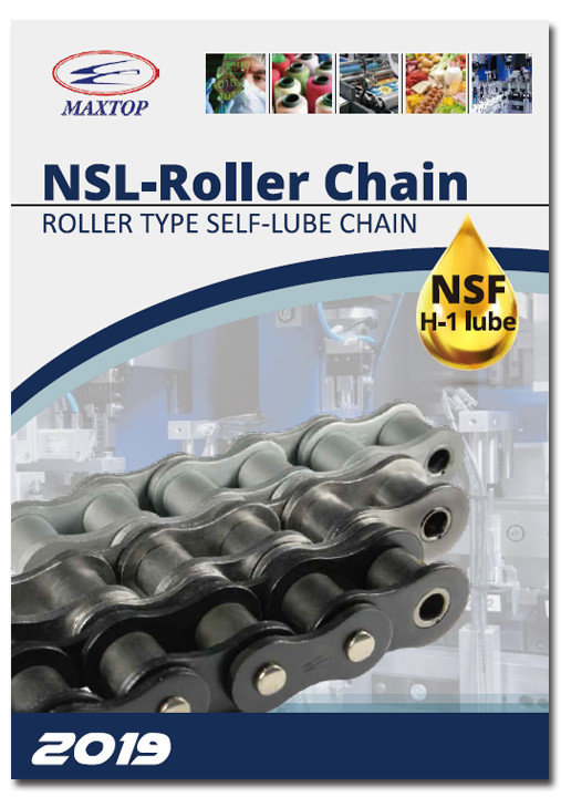self lube chain catalog