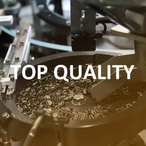 品質優先 - 打造國際級品質
