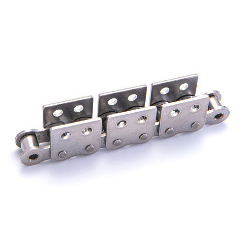WSK2 stainless steel attachment roller chain