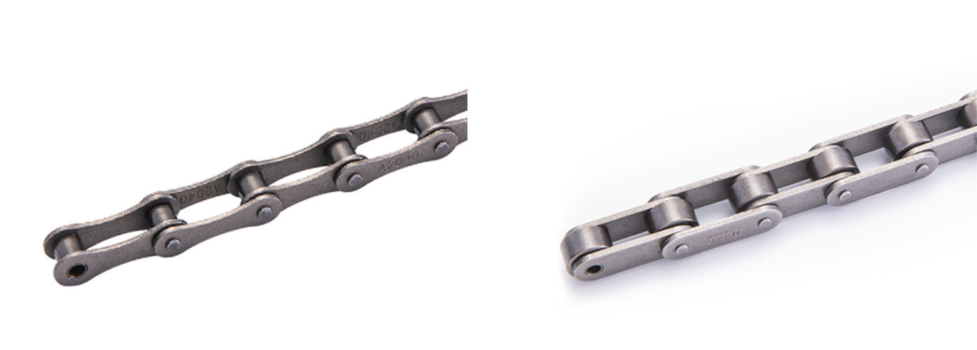 double pitch roller chain (eight figure and big roller)